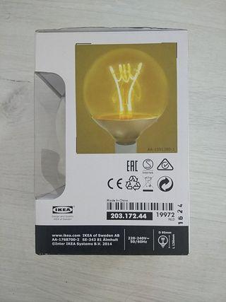 Luces tipo Edison filamento led