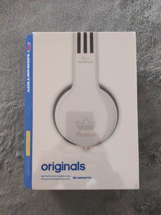 Auriculares Monster Adidas