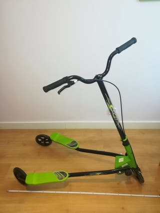 Patinete Fliker 3 ruedas dinámico