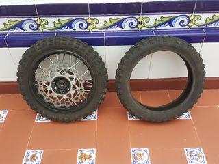 """rueda pit bike 10"""""""