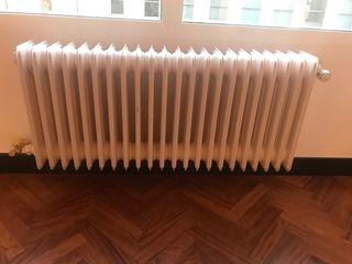 Lote de 5 radiadores de acero