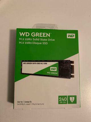 Disco duro SSD M2 sata 240gb