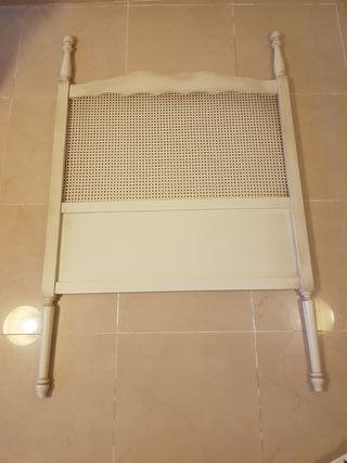 Cabecero cama 90 cm