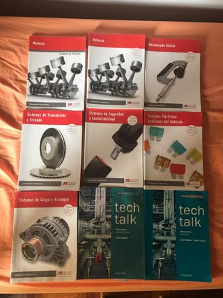 Libros electromecánica