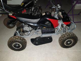 ATV/QUAD ELÉCTRICO NIÑO-NIÑA