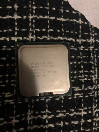 Procesador Intel Core Quad 2 Q9558