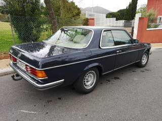 mercedes 230 coupe w123 230 1978