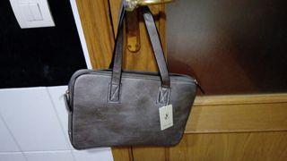 bolso portadocumentos o maletin portatil