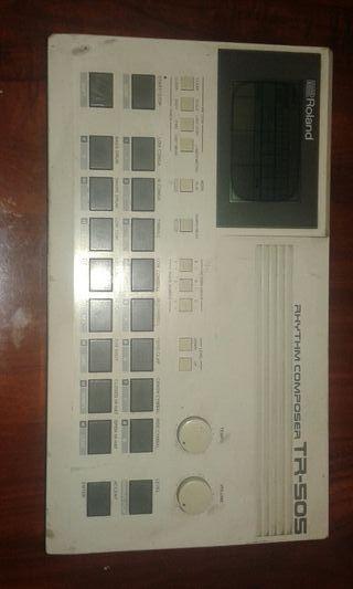 Caja de Ritmos Roland TR 505