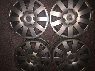Llantas Renault, aluminio