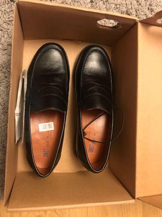Zapatos negros uniforme colegio