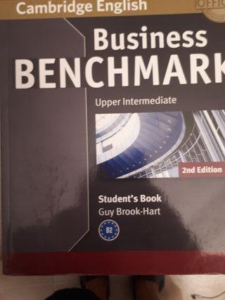 Libro de inglés Cambridge English Business Benchma