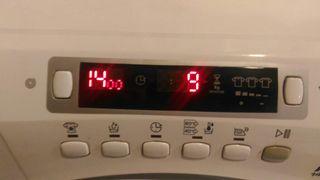 Lavadora Candy 8 kg siminueva