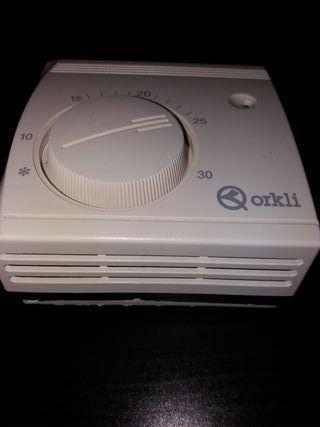 Termostato de calefacción marca ORKLI