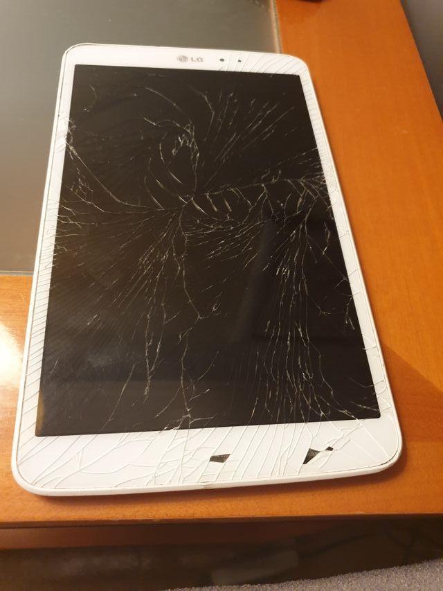 Tablet LG v500