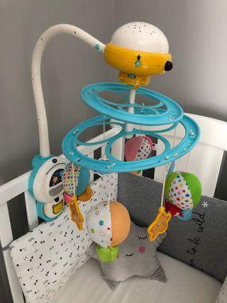 Proyector móvil para bebé