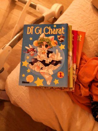 Manga Digi Charat