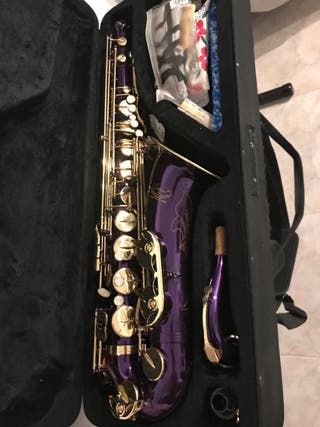 Saxo tenor jollysun