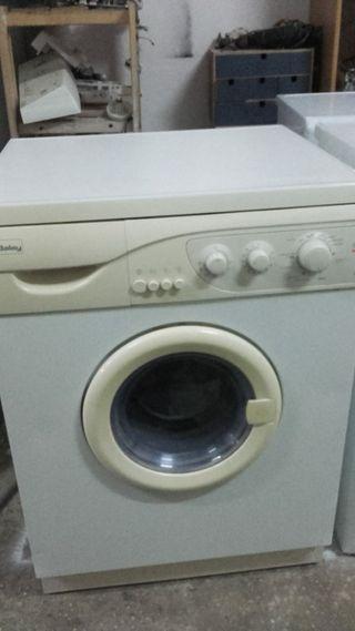 LAVADORA BALAY 6 kg 1200rpm con secadora