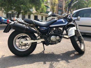 Suzuki VanVan 125cc