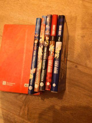 Mangas Kingdom Hearts