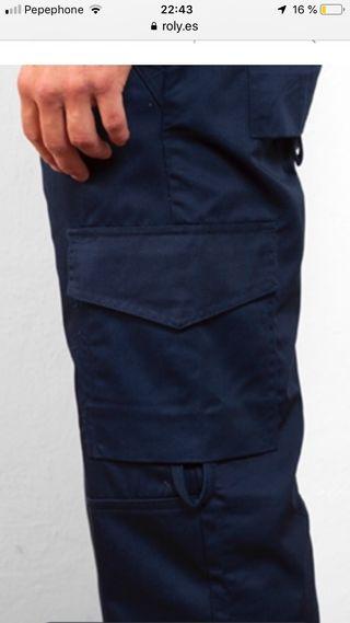 Pantalón largo protect