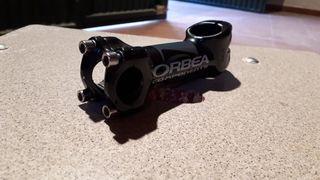 Potencia de Aluminio Orbea 110mm/17°