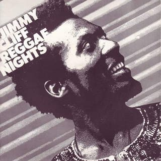 Disco de vinilo Jimmy Cliff - Reggae Night 1983