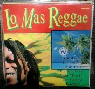 Disco de vinilo lp Lo mas reggae