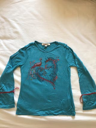 Camiseta Kenzo 4 años