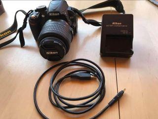 Nikon D3100 AF-S mirror 18-55mm