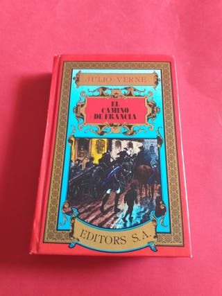 Libro. El Camino De Francia. 3×2.