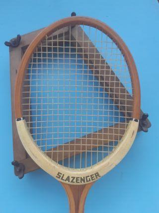 Raquetas de tenis vintage