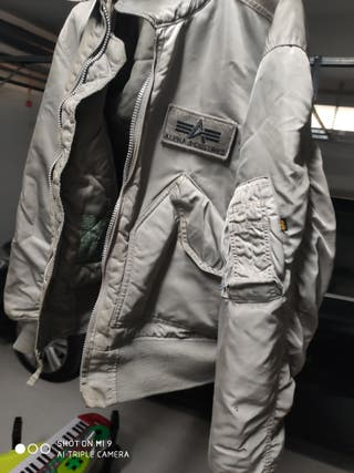 chaqueta alfa industries exclusiva talla small
