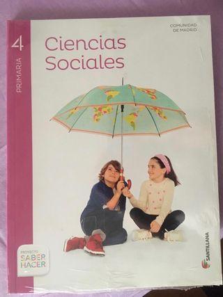 Sociales 4º cuarto santillana