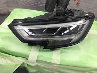 Audi A3 faro led año 2018