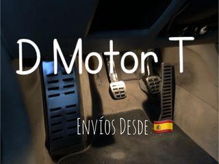 Pedales y reposapiés metal Audi A3 8P 8pa s3 rs3