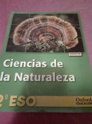 Libro Ciencias de la Naturaleza 2°ESO