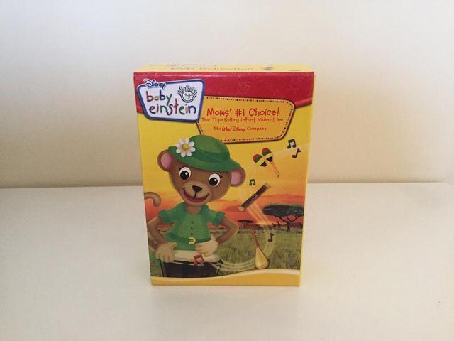 Colección Baby Einstein 27 DVDs