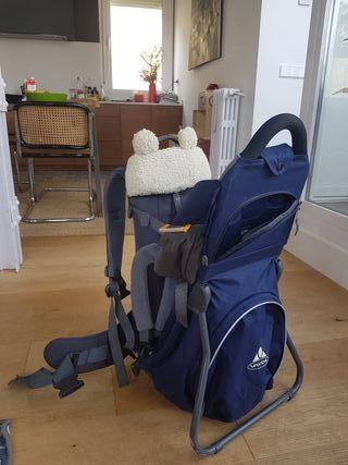 mochila portaniños para pasear o montaña