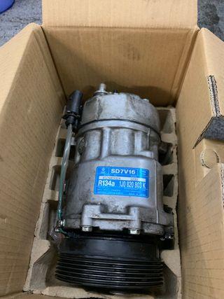 Compresor aire acondicionado Seat VW vag 1.9
