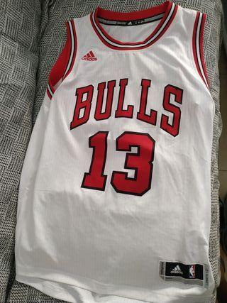 camiseta Chicago Bulls autentica