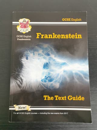 Frankenstein GCSE English GCP