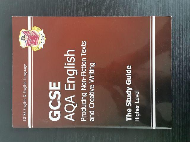 GCSE AQA English Higher Level Study Guide