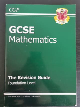 GCSE Mathematics Revision Guide GCP