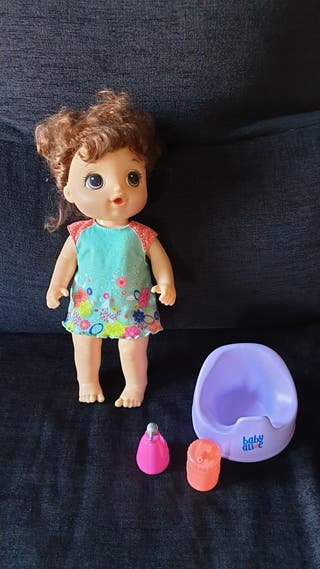 muñeca baby alive