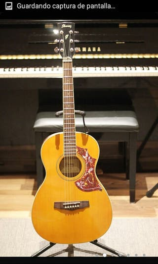 Guitarra Ibáñez impecable