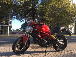 Ducati Monster 797 + Red   Limitada A2