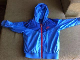 Chubasquero Nike 12-18 meses 80-85cm
