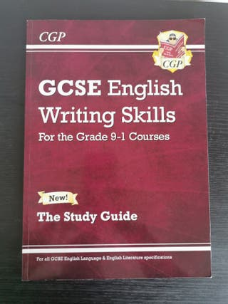 GCSE English Writing Skills GCP Study Guide